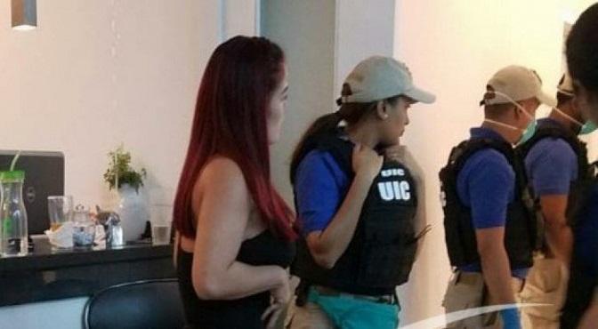 Ministerio Público realiza allanamiento y rescata cinco mujeres sometidas al proxenetismo en Eros Barbería Spa de Malecón Center