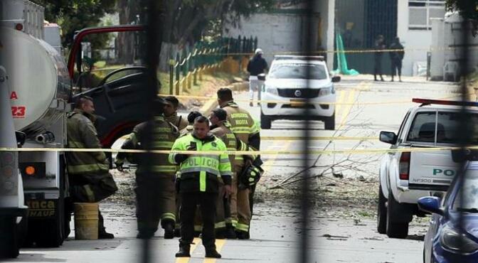 La Policía colombiana eleva a 21 la cifra de muertos en atentado en Bogotá