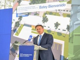 El procurador Jean Rodríguez dijo que están trabajando de manera paralela en la implementación de un nuevo Modelo de Gestión para estos centros, para lograr la estandarización de los procesos y fortalecer las capacidades del personal.