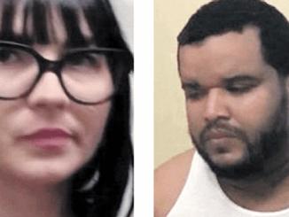 Janelys Delgado y Fernando Hilario Figueroa fueron apresados por las autoridades dominicanas