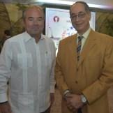 Emile de Boyrie y Luis Felipe López.