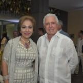 Rosa María Nadal y Ricardo Tizón.