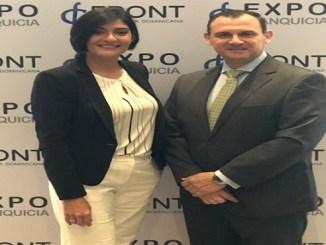 Jennifer Baéz y Simon Planas