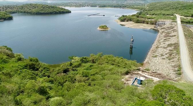 Presa Maguaca, Las Matas de Santa Cruz, Montecristi