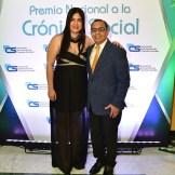 Iranna Flavia y Fernando Quiroz