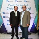 Manuel Aguiló y Danilo Aguiló