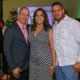 Plinio Hernandez, Lady Rodriguez, Emmanuel Rodriguez