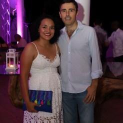 Susana Palma y Tony Fuentes