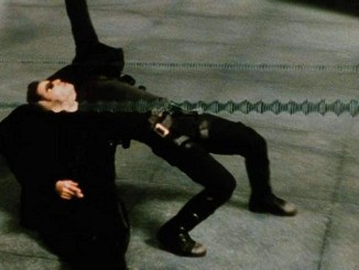 The Matrix, 1999.