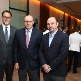 Carlos Ros, Juan Ramos. Richard Ros