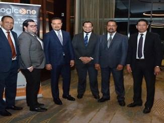 Esteban Tejada, Alain Reyes, Miguel Tejada, Julio Perez, Gabriel Sanchez y Marino Sanchez.