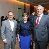 Manuel Matos, Milagros De Los Santos, Juan F. Bancalari