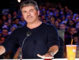 Simon Cowell en su rol de juez de Got Talent