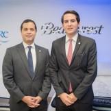 Robinson Bow y Juan Vicente