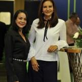 Marta Queliz y Celeste Pérez