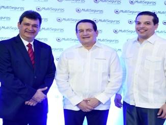 Belarminio Cortina, Carlos Ramón Romero y Huáscar Ramírez