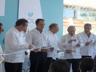 Inauguración ampliación del hotel Now Onyx Punta Cana