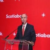 Gonzalo Parral, Gerente General de Scotiabank República Dominicana.