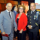 Luis Eduardo Lora Huchi_ Betty Echavarria de Lora y General PN Javier Torres Dotel.