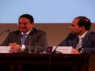 José Hazim Torres y Frank Elías Rainieri