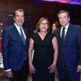 Henry Pimentel, Maria Martinez y Jose Gonzalez Del Rey.