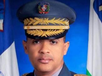 Edward Sánchez González, nuevo director de la Policía Nacional.