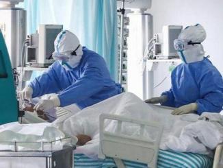 Se registran 322 personas ingresadas en cuidados intensivos a causa del virus.