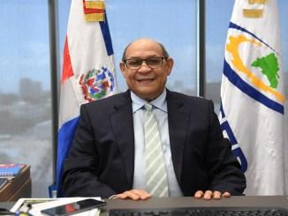 Rafael Santos Badía, director general del INFOTEP