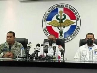 Médicos del Hospital Militar Ramón de Lara dijeron que mantendrán aislado al ciudadano chino hasta que lleguen los resultados de pruebas enviadas al CDC de Atlanta, EE.UU.