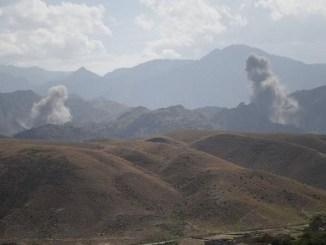 Las fuerzas armadas de Estados Unidos llevaron a cabo un ataque con drones contra un objetivo del Estado Islámico (EI) en Afganistán