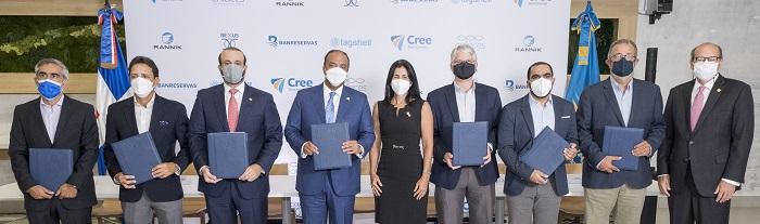 Banreservas aportará RD $ 3 millones para apoyar el proyecto Mina Verde, ayudando así a proteger el medio ambiente a través de la economía circular