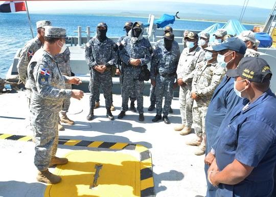 Unidades navales de la Armada
