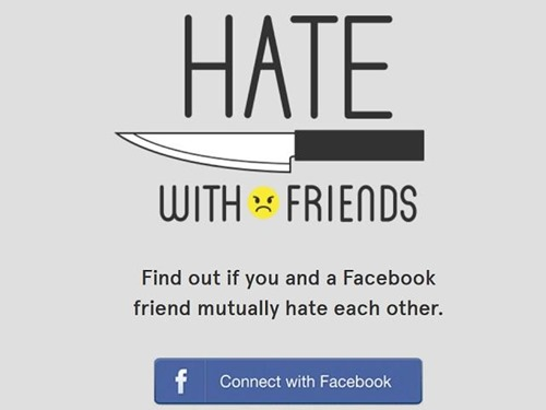 hate friends