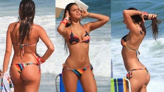 novia de neymar