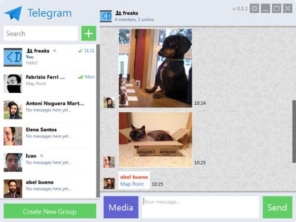 Telegram-Windows