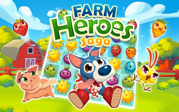 Farm Heroes Saga trucos