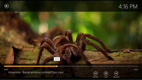 Reproductor VLC en Windows 8