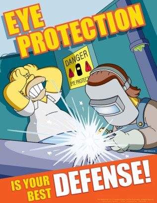 simpsons-safety-posters-can-really-come-in-handy-while-at-work-9