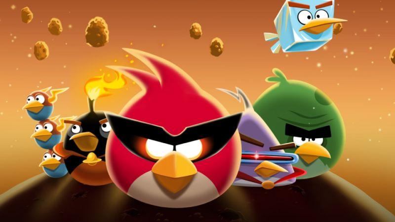 malware en angry birds