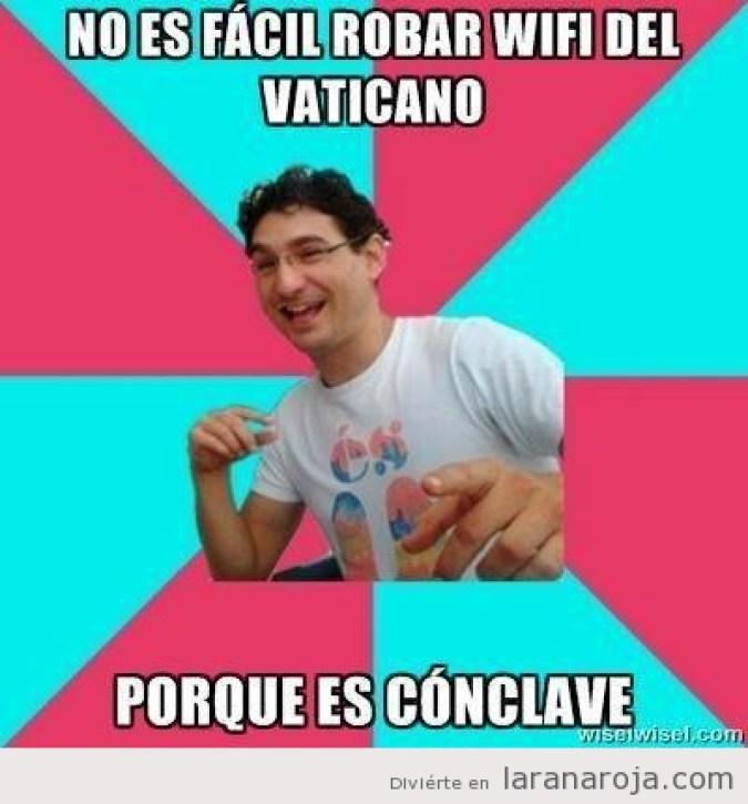 meme-gracioso-wifi-vaticano-con-clave