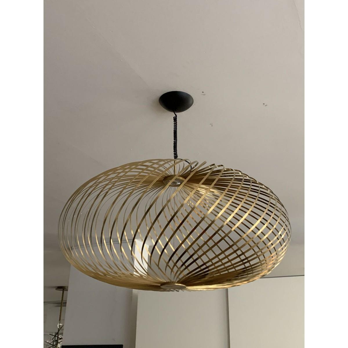 tom dixon spring ceiling lamp outlet