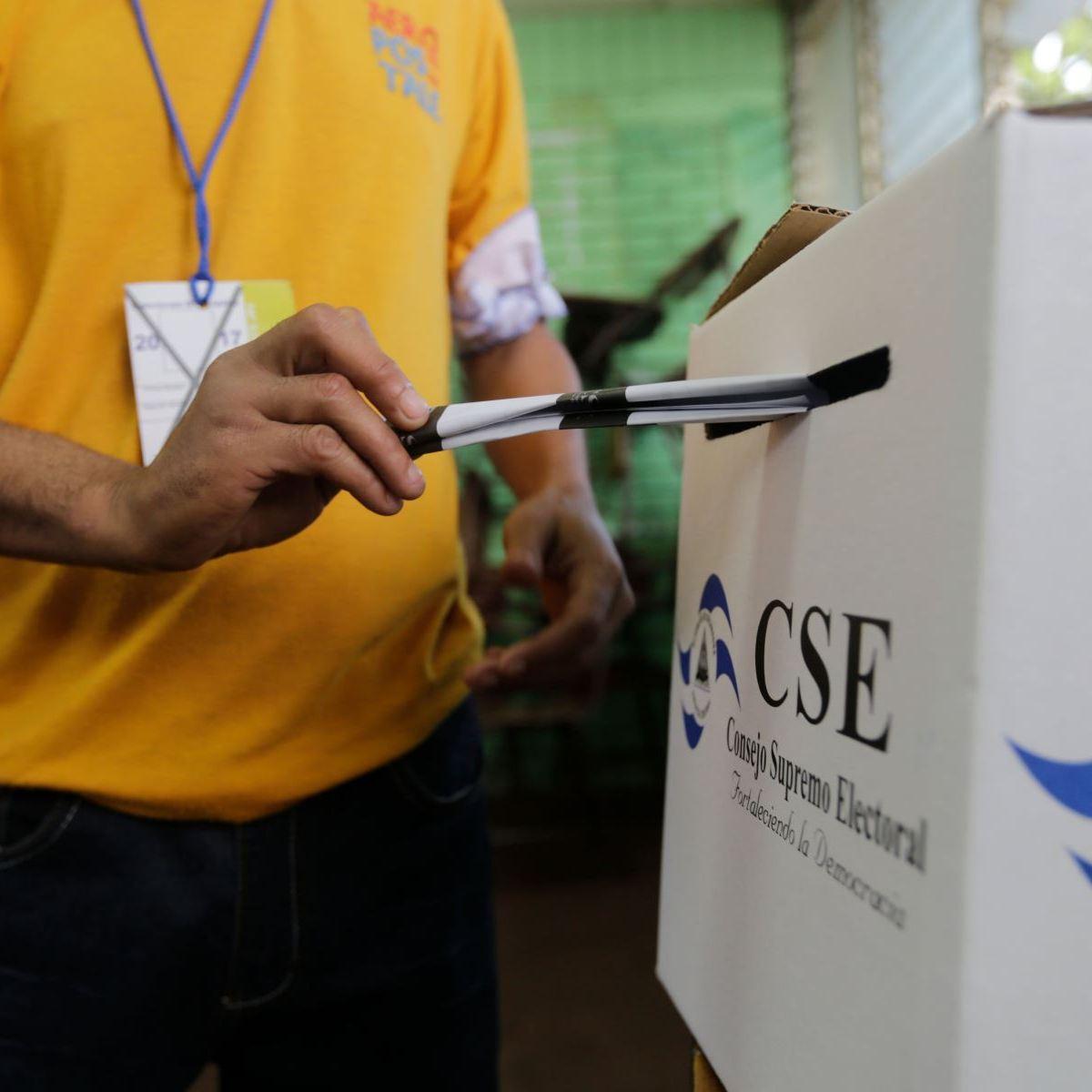 elecciones, Nicaragua. consejo supremo electoral, reformas, daniel Ortega