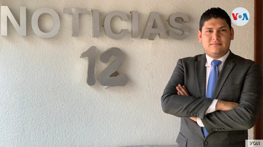 Periodistas Canal 12