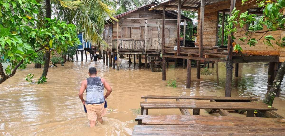 Huracán Iota Bilwi