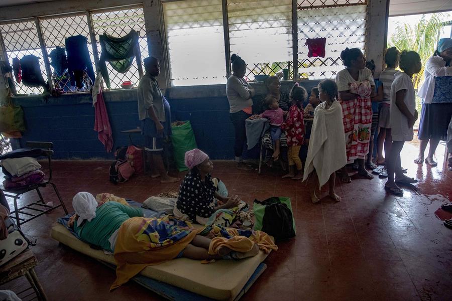 Más de 6 mil casos sospechosos de malaria y 266 confirmados tras el paso de Eta en Puerto Cabezas