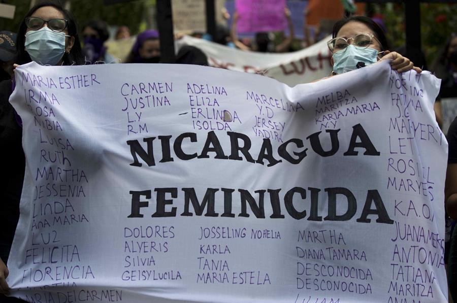 femicidios violencia mujeres