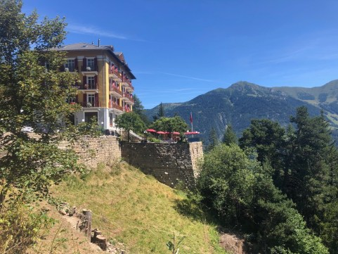 Hôtel Splendide à Champex-Lac