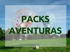 despedida pack aventura