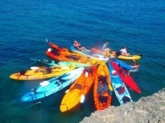 kayaks en coruña