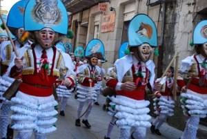 Carnaval famoso orense